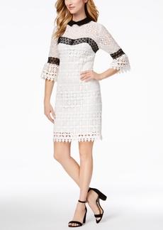 Nanette by Nanette Lepore Crocheted Dress