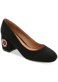 Nanette by Nanette Lepore Daphne Block-Heel Pumps Women's Shoes
