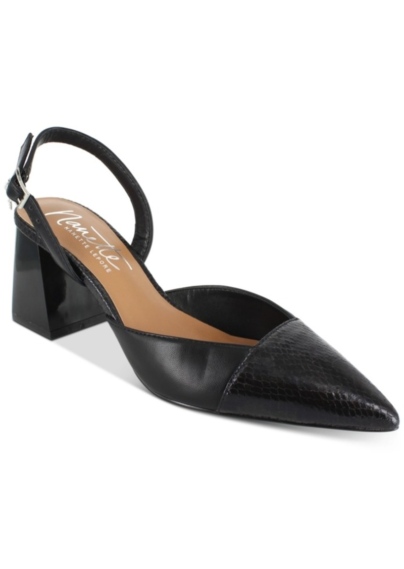 Nanette Nanette Lepore Junil Pumps, Created for Macy's Women's Shoes