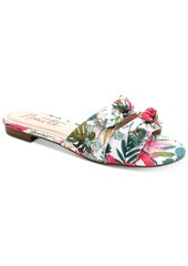 Nanette by Nanette Lepore Kendra Knotted Slide Sandals, Created for Macy's Women's Shoes