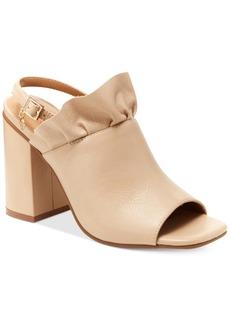 Nanette by Nanette Lepore Madeline Block-Heel Sandals Women's Shoes
