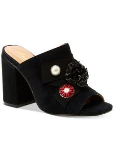 Nanette by Nanette Lepore Marsha Slide Block-Heel Sandals Women's Shoes