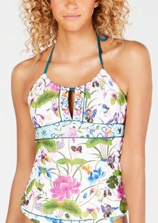 Nanette by Nanette Lepore Opulent Garden Tankini Top, Created for Macy's Women's Swimsuit