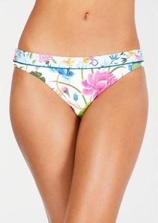 Nanette Lepore Victorian Floral Charmer Bottoms Women's Swimsuit