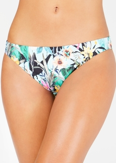 Nanette Lepore Bloomin' Botanical Charmer Bottoms Women's Swimsuit