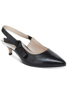 Nanette by Nanette Lepore Rhona Slingback Kitten Heels, Created for Macy's Women's Shoes