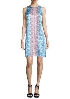 Nanette Lepore Sleeveless Printed Shift Dress