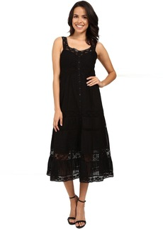 Nanette Lepore All Laced-Up Dress