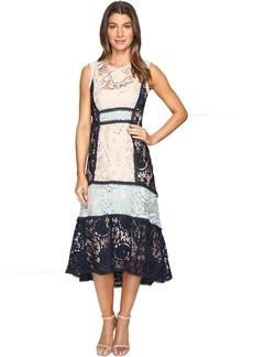 Nanette Lepore Baroque Lace Dress