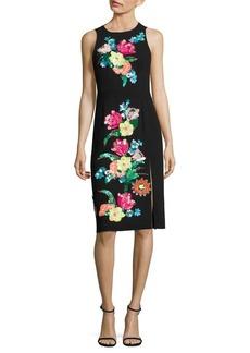 Nanette Lepore Belle Fleur Sheath Dress