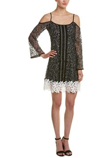 Nanette Lepore Blackjack Shift Dress