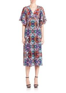 Nanette Lepore Breezy Printed Dress