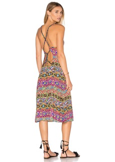 Nanette Lepore Carnaval Midi Dress