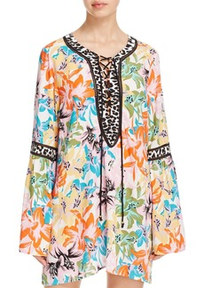 Nanette Lepore Copa Cabana Tunic Swim Cover-Up