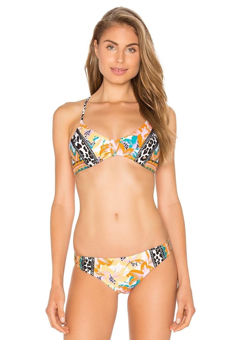 cda5657317c9 Nanette Lepore Nanette Lepore Copa Cubana Heartbreaker Bikini Top ...