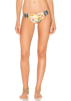 Nanette Lepore Copa Cubana Siren Cheeky Bikini Bottom