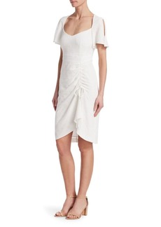 Nanette Lepore Core Portrait Dress