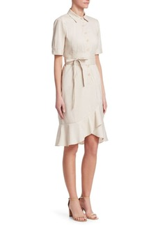 Nanette Lepore Core Rehearsal Shirtdress