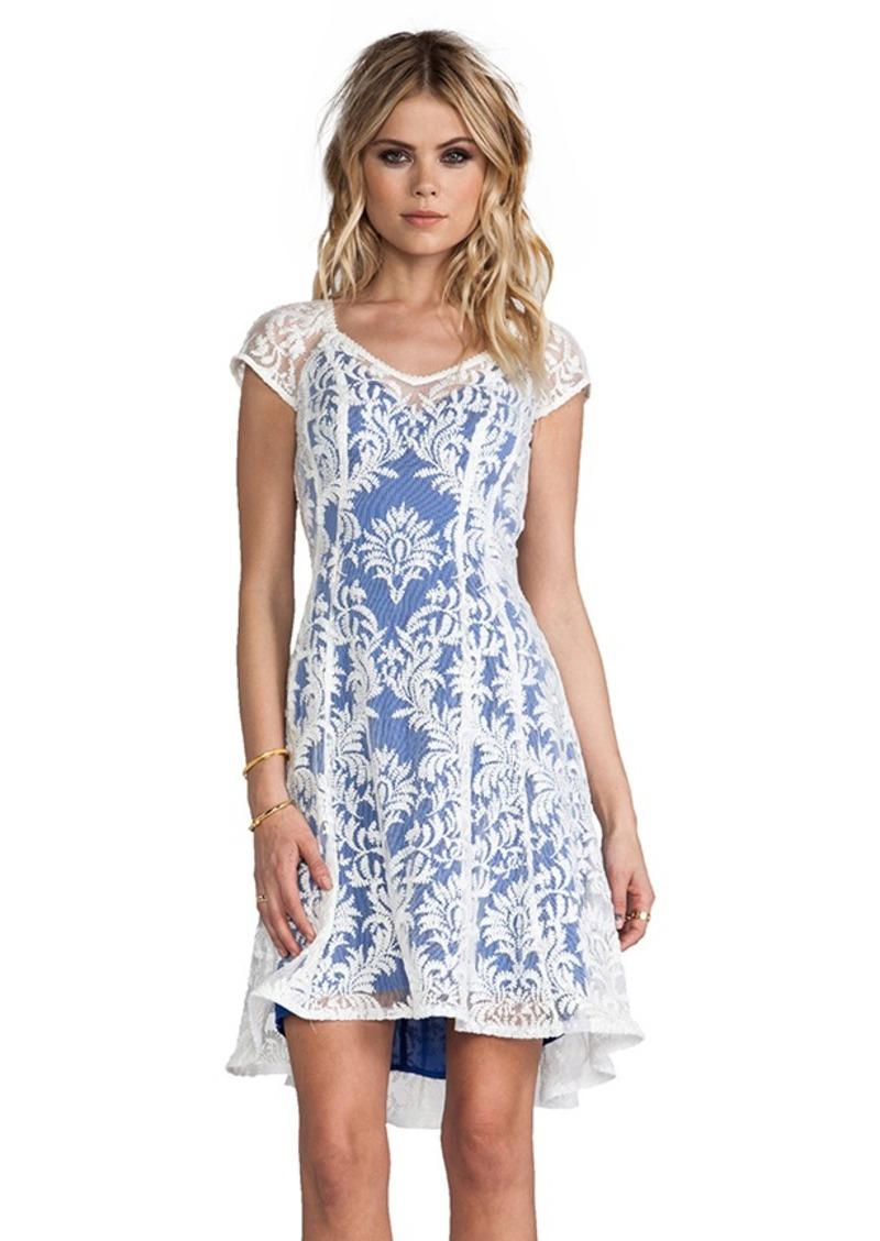 Nanette Lepore Daydream Dress in White