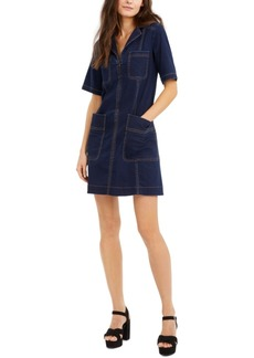 Nanette Lepore Denim Shirtdress