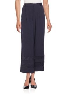 Nanette Lepore Easy Living Culotte Pants
