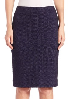 Nanette Lepore Embrace Me Pencil Skirt