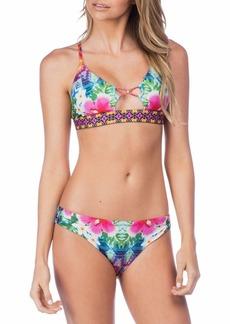 Nanette Lepore Enchantress Bikini Top