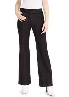 Nanette Lepore Extend-Tab Bootcut Jeans