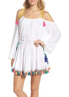 Nanette Lepore Fiesta Cover-Up Dress