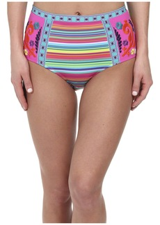 Nanette Lepore Flora Fiesta Pin-up Bottom