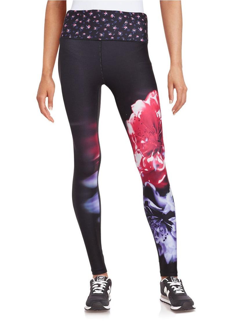 NANETTE LEPORE Floral Leggings