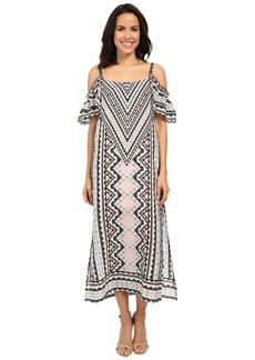 Nanette Lepore Havana Nights Maxi Dress