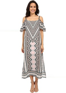 Havana Nights Maxi Dress