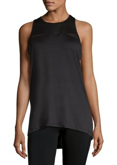 Nanette Lepore Hi-Lo Athletic Tank Top