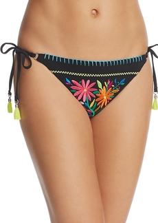 Nanette Lepore Isla Marietas Charm Bikini Bottom