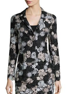 Nanette Lepore Jackpot Lace Jacket