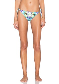 Nanette Lepore Kamari Reflection Bikini Bottom
