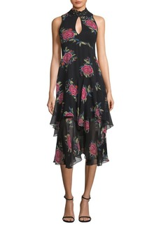 Nanette Lepore La Rosa Dress