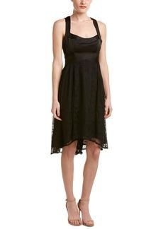 Nanette Lepore Lace A-Line Dress