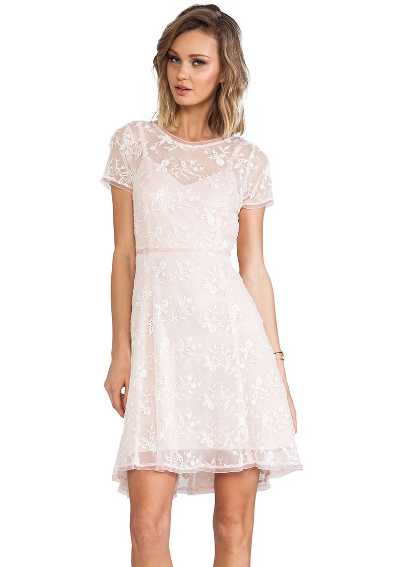 Nanette Lepore Lacy Not Racy Dress