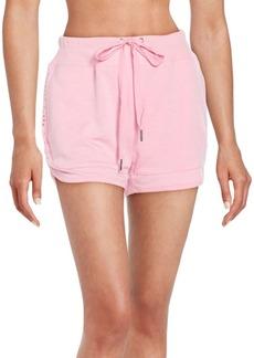 Nanette Lepore Laser-Cut Shorts