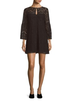 Nanette Lepore Let It Rock Lace Dress
