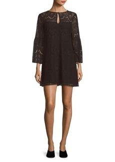 Nanette Lepore Let It Rock Lace Dress