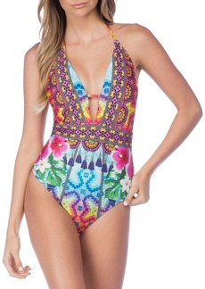 Nanette Lepore Lover One-Piece Swimsuit