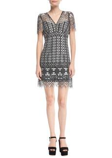 Nanette Lepore Magic Wand Lace Dress