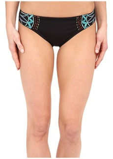 Nanette Lepore Mantra Embroidery Charmer Bottoms