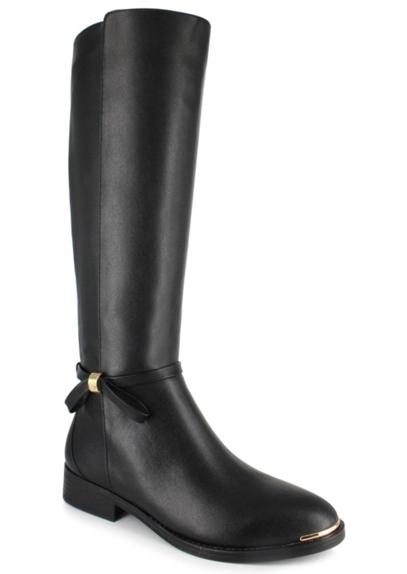 Nanette Nanette Lepore Margaux Riding Leather Boots Women's Shoes