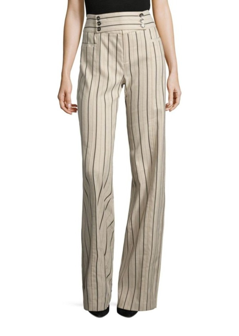 Nanette Lepore Marianio Striped Pants
