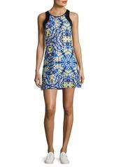 Nanette Lepore Mayan Ikat Printed Dress