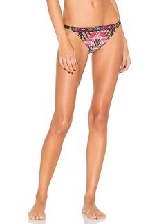 Nanette Lepore Mayan Mosaic Vamp Bikini Bottom